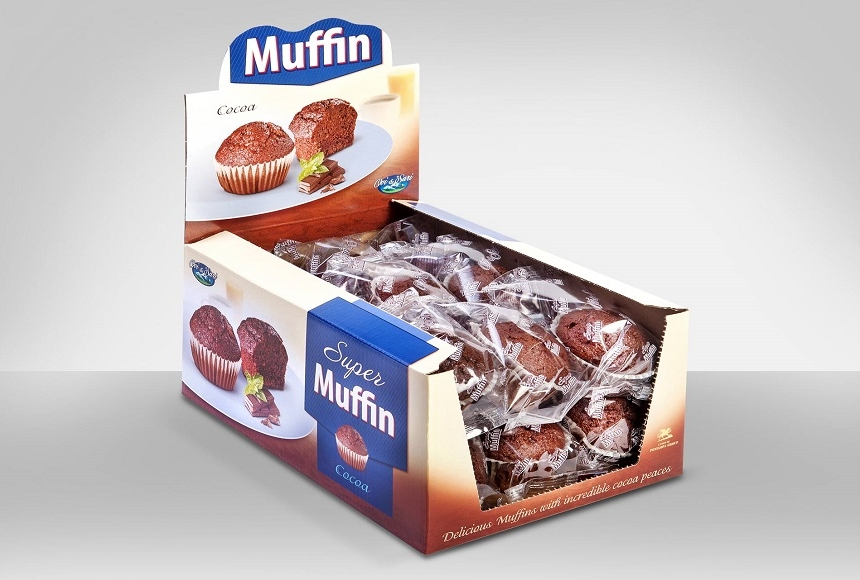 Super Muffin Cocoa